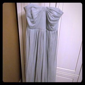 David's bridal mystic bridesmaid dress