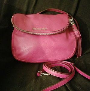 Michael Kors Bradford leather purse