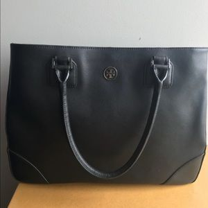 Tory Burch East West Robinson large tote