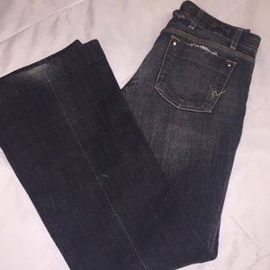 Citizens Of Humanity Black Washed Jeans!!