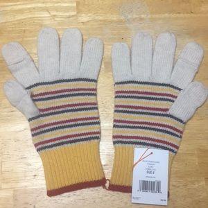 Jack Spade - Keller striped gloves