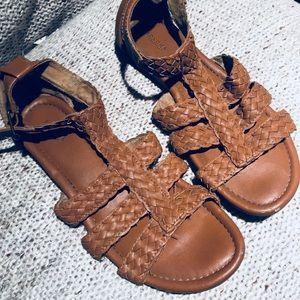 Brown Sonoma Sandals | Size 6.5