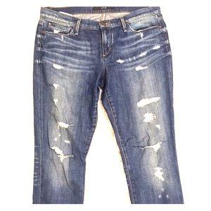 Joe's Jeans Cigarette Fit size 30