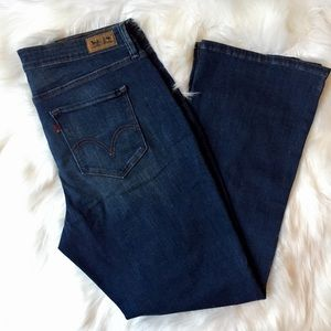 Levi's 512 Perfectly Shaping Bootcut Jeans