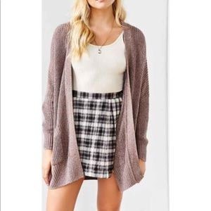 Size XS Urban Outfitters BDG Brown Cardigan