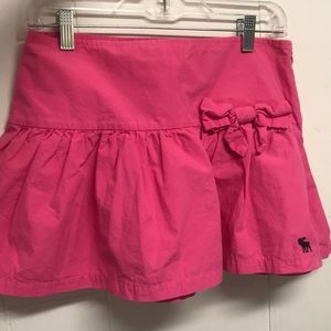 Abercrombie & Fitch Pink Skirt