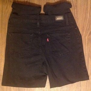 VINTAGE MOM LEVI'S JEANS 512 BOOTCUT HIGH WAISTED
