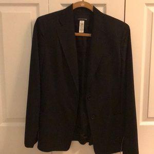 Jones new york black blazer