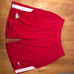 Nike Ohio State Basketball Shorts