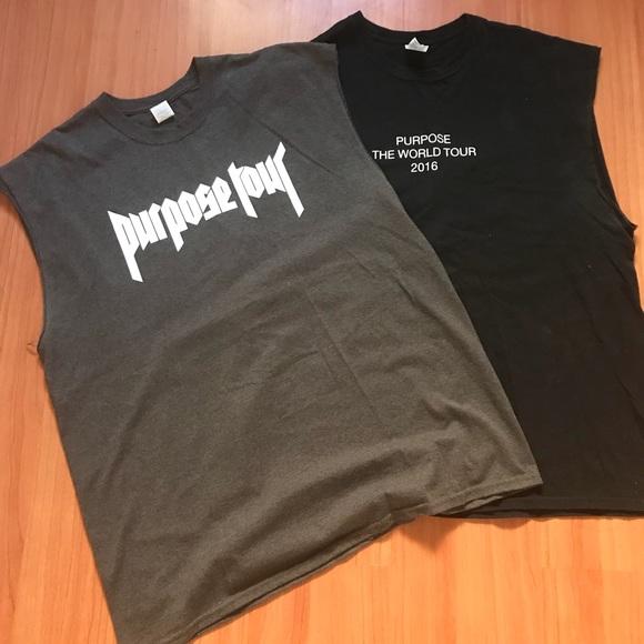 f96ad84d7 Fear Of God Shirts | Justin Bieber Purpose Tour T | Poshmark