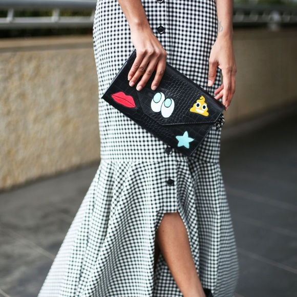 Circus by Sam Edelman Handbags - Emoji Clutch