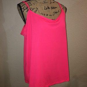 NTW (stickers) Lane Bryan dark pink cami 14/16