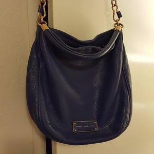 Marc by Marc Jacobs Blue Leather