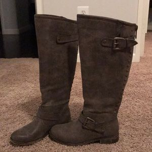 Madden Girl Knee High Boots, size 6.5