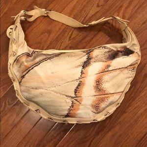 Roberto Cavalli hobo handbag