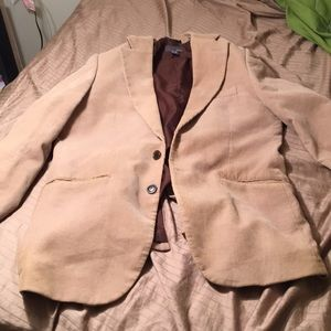 Tan H&M jacket