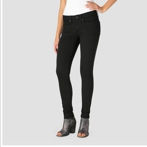 Black Mossimo Jeggings