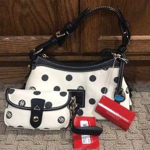Dooney & Bourke Handbag and wristlet