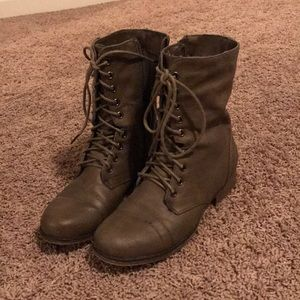 Madden Girl Boots, Size 6.5