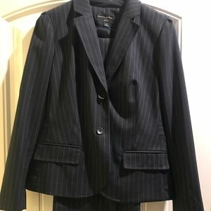 Banana Republic Suit
