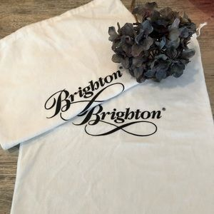 Authentic Brighton Dust Bags