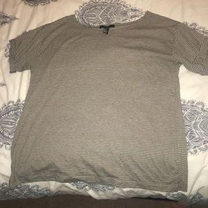 Striped Short Sleeve Tee
