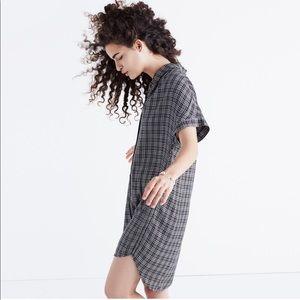 Madewell | Central Shirt Dress