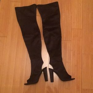 Steve Madden Kimmie Over the Knee Boots