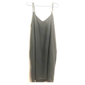 GAP midi cami-dress