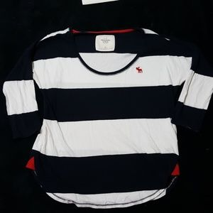 Abercrombie & Fitch Striped Shirt