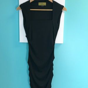 Nicole Miller Black Size Small Cocktail Dress