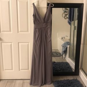 Monique Lhuiller Bridesmaid Dress