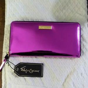 Foley and corinna wallet