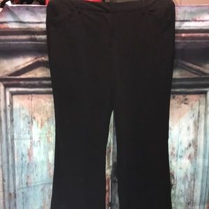 Star City black dress pants