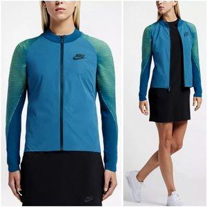 Nike NSW Dynamic Reveal Blue Green Jacket