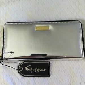 Foley and corrina wallet