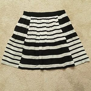 Joie Pleated Mini Skirt