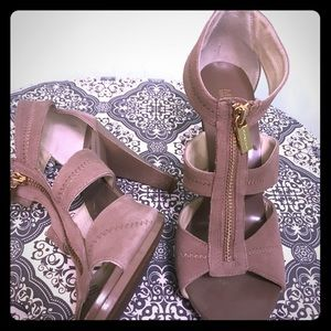 Michael Kors Strappy Heels