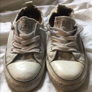 Converse shoreline grey sneaker