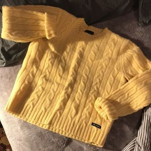Vintage Abercrombie Sweater