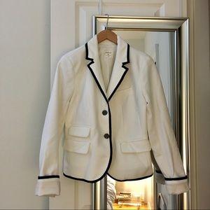 """Gap """"The Academy Blazer"""" knit blazer"""