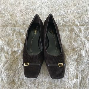Kate Spade ♠️ Tara low heel shoes size 6 1/2