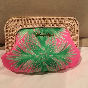Lilly Pulitzer clutch bag. NEW