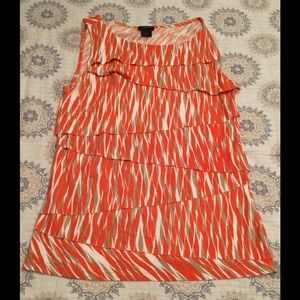 Anne Taylor - Sleeveless Top
