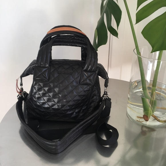 492d55d0b3 MZ Wallace Leather Quilted Small Sutton Crossbody.  M 5a2df02ed14d7b768301cb02