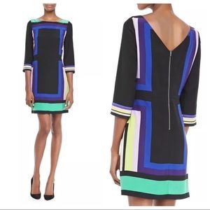 Diane von Furstenberg 6 Rare Avery Shift Dress