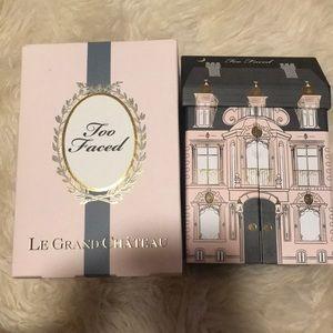 Too Face Le Grand Chateau makeup