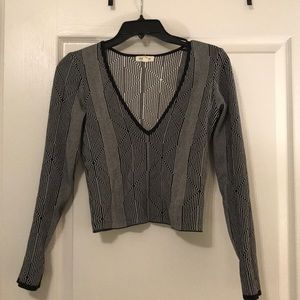 Long sleeve urban outfitters top
