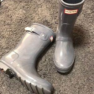 Grey Hunter Rain Boots