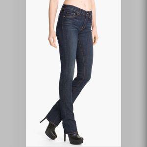 J BRAND 914 Cigarette Leg DKV Denim Jeans